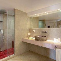 Отель Santorini Secret Suites & Spa 5* Люкс Pure с различными типами кроватей фото 6