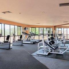 Отель Naviti Beach Club фитнесс-зал