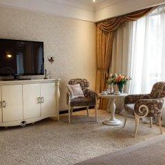 Парк-Отель Европа 4* Номер Делюкс с различными типами кроватей фото 3