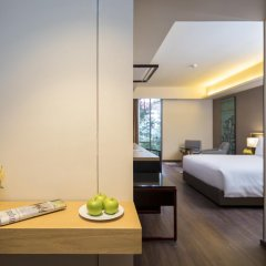 Отель Travelodge Sukhumvit 11 4* Номер Делюкс фото 10