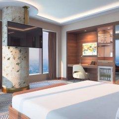 Radisson Blu Olympiyskiy Hotel Москва комната для гостей фото 4
