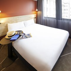Отель Ibis Styles Paris 16 Boulogne комната для гостей
