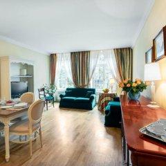 Отель Residence St. Andrew's Palace 4* Улучшенный люкс фото 3