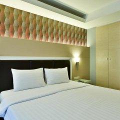 Отель Prestige Suites Bangkok Бангкок комната для гостей фото 5