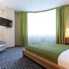 Гостиница Меридиан 3* Стандартный номер двуспальная кровать фото 3