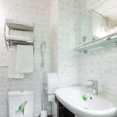 Гостиница Базис-м 3* Номер Эконом разные типы кроватей (общая ванная комната) фото 4