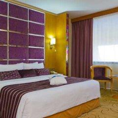 Отель Radisson Blu Resort, Sharjah 5* Улучшенный номер с различными типами кроватей