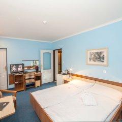 Отель Krivan Чехия, Карловы Вары - отзывы, цены и фото номеров - забронировать отель Krivan онлайн комната для гостей фото 3