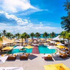 Отель The Pavilions Phuket Таиланд, пляж Банг-Тао - 2 отзыва об отеле, цены и фото номеров - забронировать отель The Pavilions Phuket онлайн бассейн фото 6