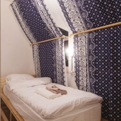 Гостиница Shkatulka Russian Номер с общей ванной комнатой с различными типами кроватей (общая ванная комната)