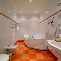 Гостиница Яхонты Ногинск 4* Люкс с двуспальной кроватью фото 4