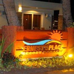 Отель Ernest's Place Boracay Филиппины, остров Боракай - отзывы, цены и фото номеров - забронировать отель Ernest's Place Boracay онлайн вид на фасад