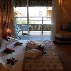 Отель Bora Bora Beach Resort комната для гостей