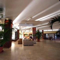 Отель Sofitel Tahiti Maeva Beach Resort интерьер отеля