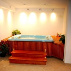 Отель Guest House Ela Банско бассейн