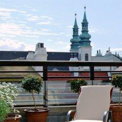Hotel Kärntnerhof балкон