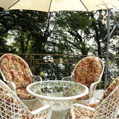 Мини-Отель Вилла Полианна балкон