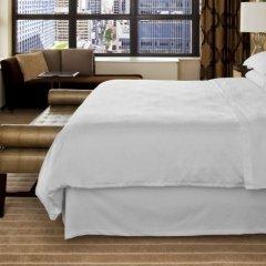 Отель Sheraton New York Times Square 4* Президентский люкс с различными типами кроватей
