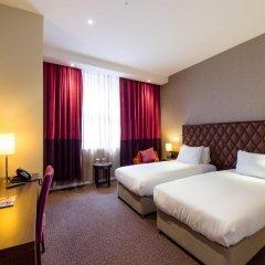 Отель Doubletree by Hilton London Marble Arch 4* Гостевой номер с различными типами кроватей фото 3