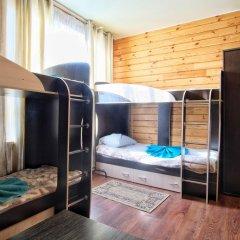 Мини-Отель Иван Кровать в мужском общем номере с двухъярусными кроватями фото 5