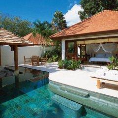 Отель Evason Phuket & Bon Island бассейн