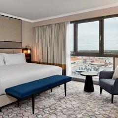 Отель Hilton Vienna Австрия, Вена - 13 отзывов об отеле, цены и фото номеров - забронировать отель Hilton Vienna онлайн комната для гостей фото 2