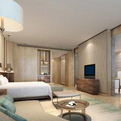 Отель Conrad Xiamen Китай, Сямынь - отзывы, цены и фото номеров - забронировать отель Conrad Xiamen онлайн комната для гостей фото 2
