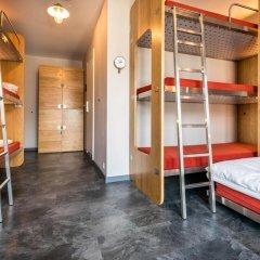 Train Hostel Стандартный семейный номер с различными типами кроватей фото 4