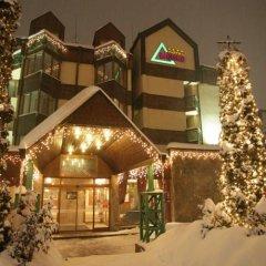 Отель Bansko Болгария, Банско - отзывы, цены и фото номеров - забронировать отель Bansko онлайн вид на фасад фото 4