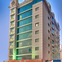Grandeur Hotel Дубай вид на фасад фото 2