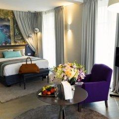 Hotel Indigo Paris Opera 4* Номер Комфорт