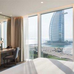 Отель Jumeirah Beach Дубай балкон