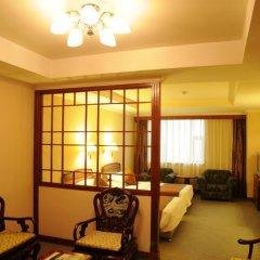 Отель Beijing Debao Hotel Китай, Пекин - отзывы, цены и фото номеров - забронировать отель Beijing Debao Hotel онлайн комната для гостей фото 3