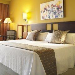 Отель Adrián Hoteles Roca Nivaria 5* Стандартный номер с различными типами кроватей