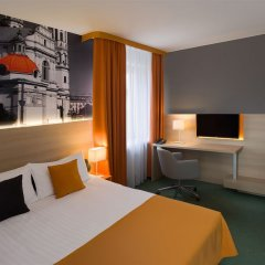Отель MDM City Centre Польша, Варшава - 12 отзывов об отеле, цены и фото номеров - забронировать отель MDM City Centre онлайн комната для гостей фото 3