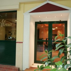 Отель Alma спа