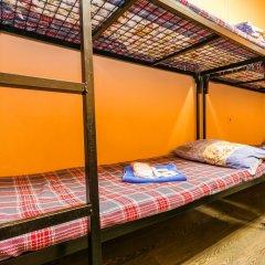 Хостел Берлога Кровать в женском общем номере с двухъярусными кроватями фото 4