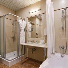 Гостиница Бородино 4* Номер Бизнес с различными типами кроватей фото 8