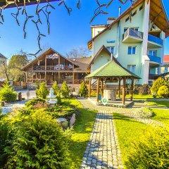 Гостиница Laguna Украина, Сколе - отзывы, цены и фото номеров - забронировать гостиницу Laguna онлайн вид на фасад фото 2