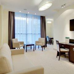 Adler Hotel&Spa 4* Люкс с двуспальной кроватью