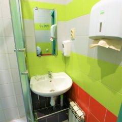 Хостел Решетников Номер с общей ванной комнатой с различными типами кроватей (общая ванная комната) фото 6