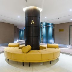Отель Transcorp Hilton Abuja сауна