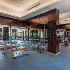 Отель Cleopatra Luxury Resort Makadi Bay фитнесс-зал