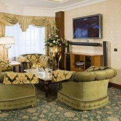 Гостиница Золотое кольцо 5* Президентский семейный люкс с разными типами кроватей фото 2
