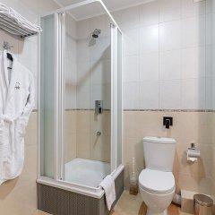 Клуб Отель Корона 4* Сьюит с двуспальной кроватью фото 9