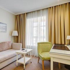 Гостиница Гранд Звезда 4* Стандартный номер 1-й категории с различными типами кроватей фото 4