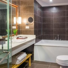 Отель U Sapa Hotel Вьетнам, Шапа - отзывы, цены и фото номеров - забронировать отель U Sapa Hotel онлайн ванная фото 2
