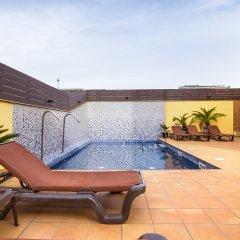 Hotel Neptuno бассейн фото 2