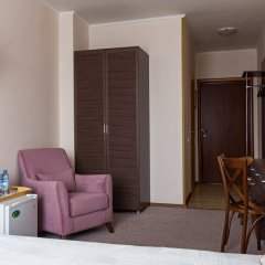 Гостиница Сибирский Сафари Клуб 4* Стандартный номер с различными типами кроватей фото 8