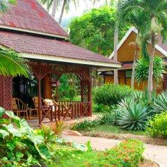 Отель Krabi Resort 4* Бунгало с различными типами кроватей фото 5